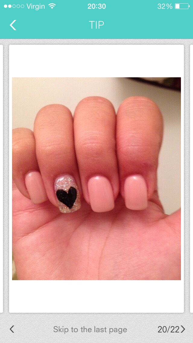 Perfect for everyday nails, so cute and girly but not to over the top.