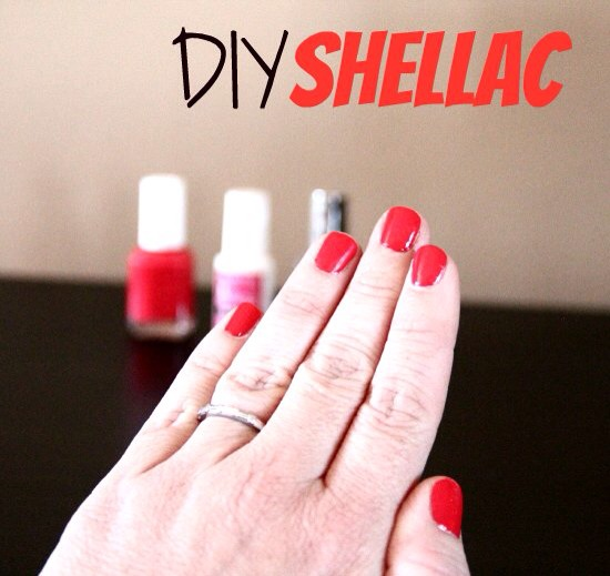 BEING THE GIRL THAT I AM, I DECIDED TO SPEND MY FRIDAY NIGHT GETTING A MANI. HOWEVER, BEING THE GIRL THAT I AM, I WANTED A MORE AFFORDABLE WAY TO GET A GOOD-QUALITY PAINT JOB. I LOVE SHELLAC MANICURES BUT I JUST DON'T WANT TO PAY FOR IT.