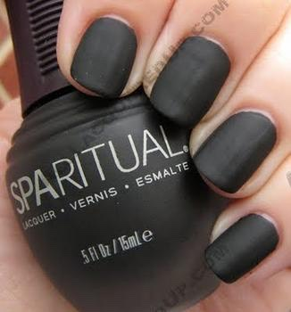Matte nail polish, you can get this at sephora or just any drug stores also.