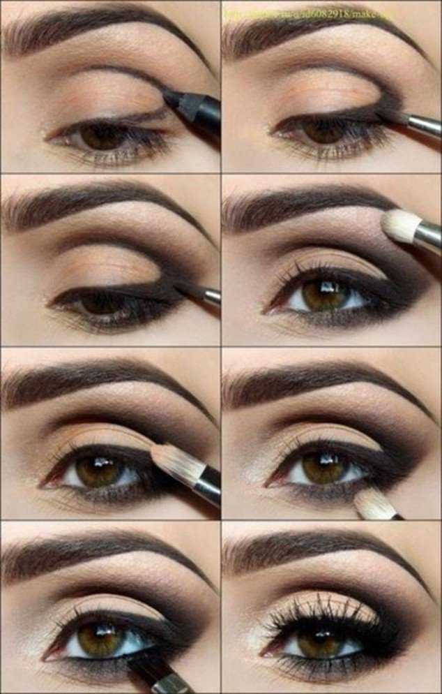 Amazing Smokey Eye Tutorials By M M Musely