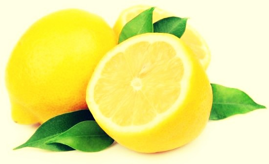 Get a lemon and cut it in half. Then place it on a plate juice side down and use it when you wake up or when you come out of the shower...😃