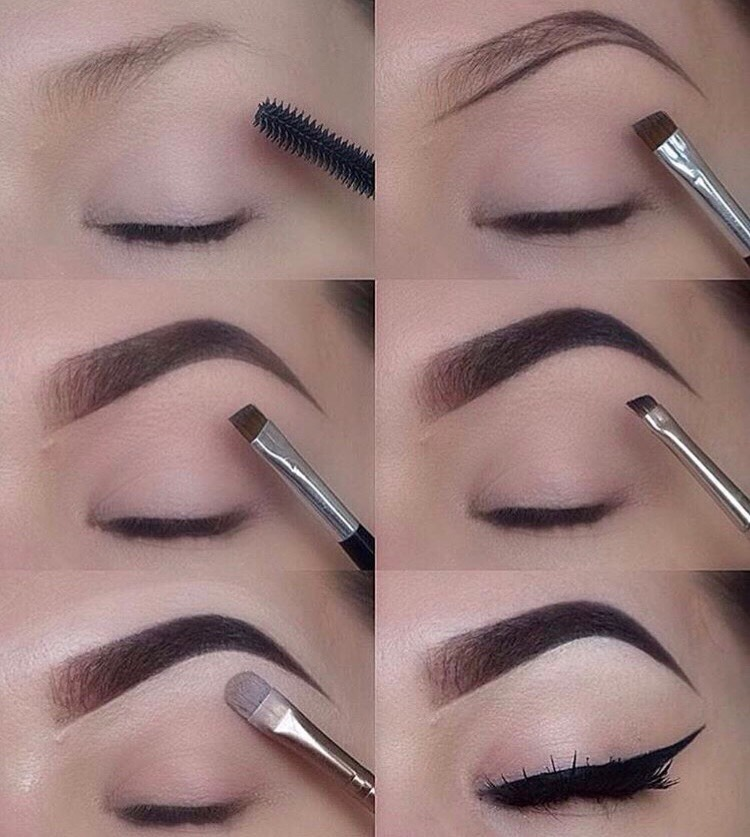 Easy Step By Step Eyebrows Tutorial By Georgette Musely
