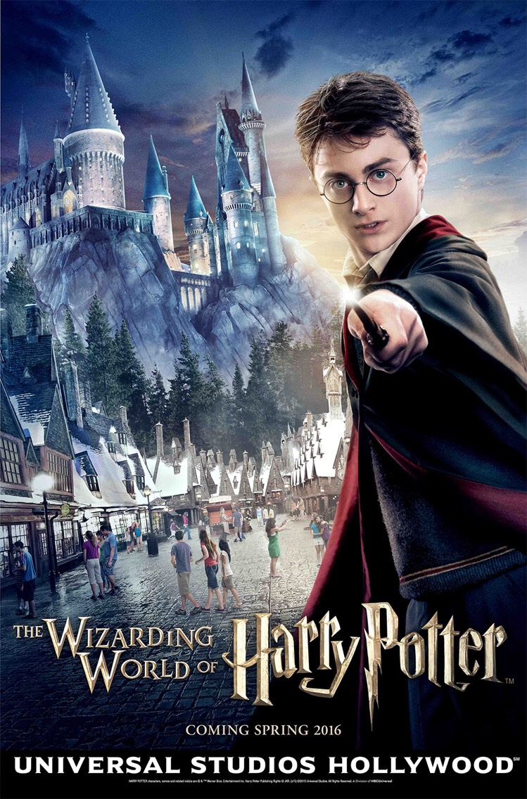 Travel To Universal Studios Hollywood ! The Wizarding World Of Harry Potter Is The Best Destination For Your Summer Vacation .