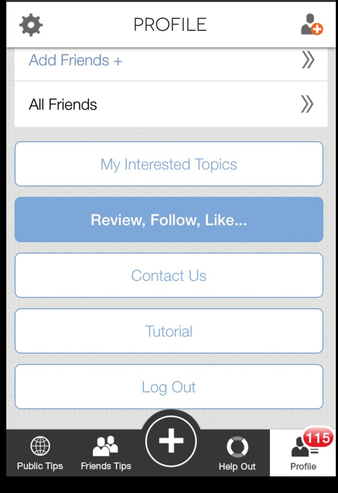 Want to give Trusper some constructive advice or places where you feel they could improve on? Why not tap on 'Contact Us!' This forum-like page allows Trusper users to express their thoughts and contribute with other people's ideas.