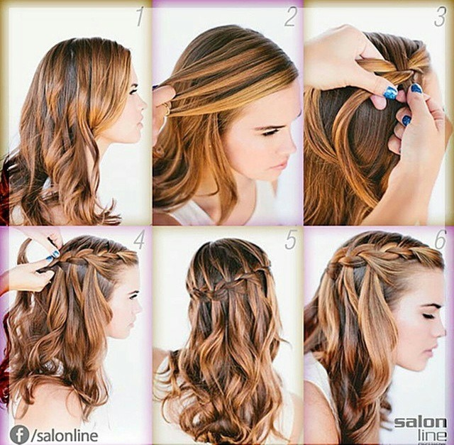 Cute Hairstyles With Step By Step Instructions By Vanessa Mendez