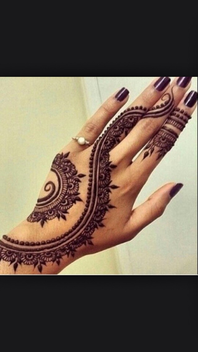 U can buy heena cone from any Indian store and start drawing tattoos on ur hand n leg ...