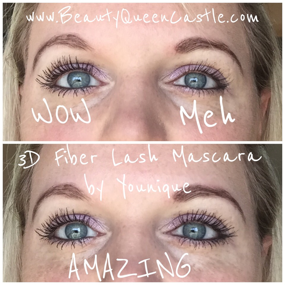 Visit www.BeautyQueenCastle.com for Younique's amazing 3D lash mascara!