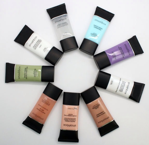 "First, always start with a primer!! Smashbox primers are the BEST, because they work well and they have a ""solution"" to nearly every skin problem. Even their travel-sized primers ($10-$16) last forever!"