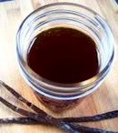 Pure vanilla extract.