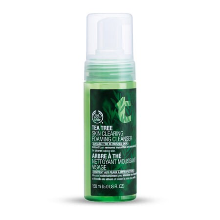 Also, there are many washes/cleansers with Aloe Vera in them that reduces the appearance of Acne. Dampen your face and create circles on your face using the above cleanser. Leave on and then moisturise if your face feels particularly dry.