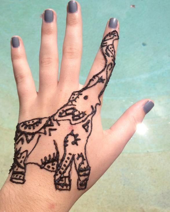 Henna Ideas By Kiana Lawrence Musely