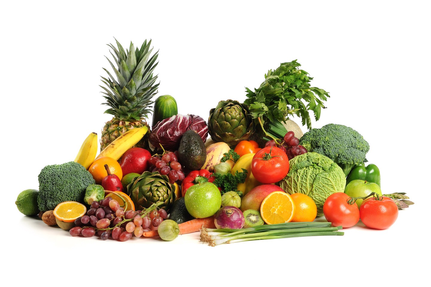 Eat more fruits and vegetables . These are very good for you