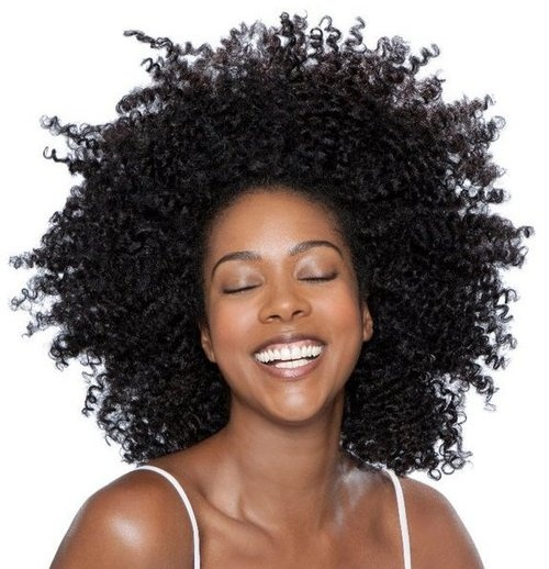 The L.O.C method! (Works best for curly or kinky hair types)