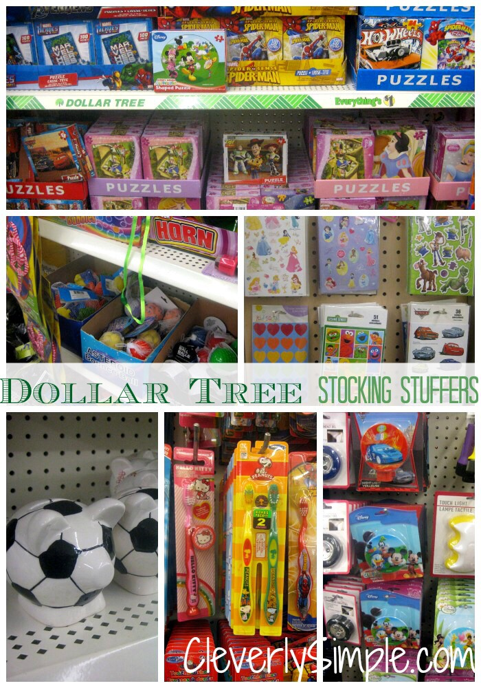 Dollar store toys