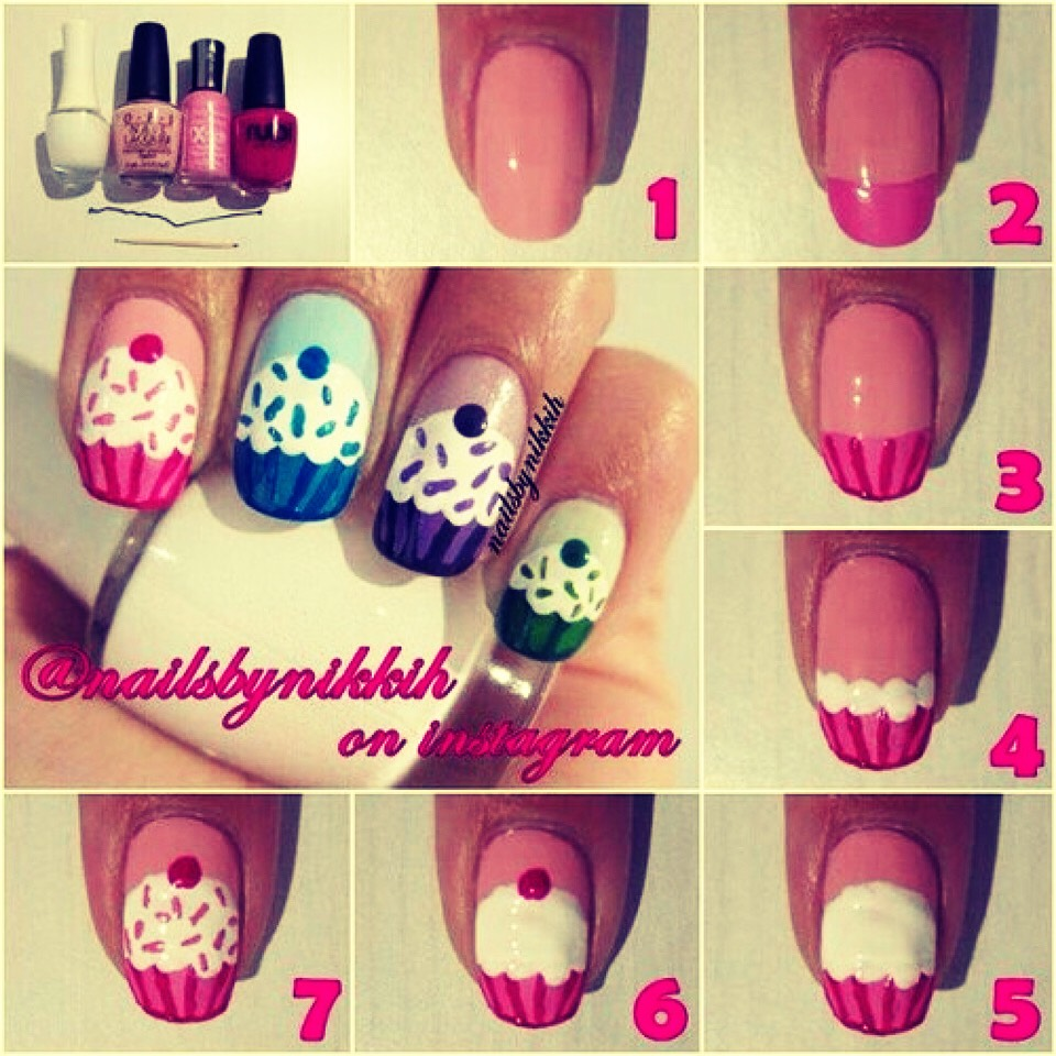 This nail design is lovely for kids around 10 or 11 you could do this design on your little sister or cousins nails it lovely if theor going to a kids birthday party 👀🌟🎉🎉