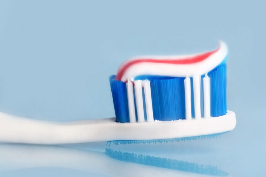You will want your tooth brush and paste