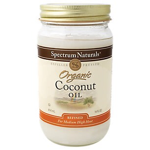 Love the organic coconut oil for a hair mask, conditioner, lipbalm, and as moisturizer.
