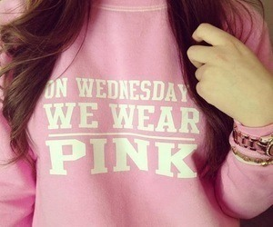 Get everyone to wear pink clothes