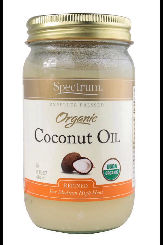 I heard that coconut oil works too