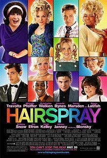 15. Hairspray (2007)