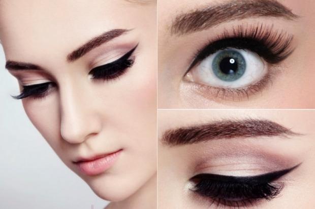 Try new eyeliner ideas 😏➰✒️
