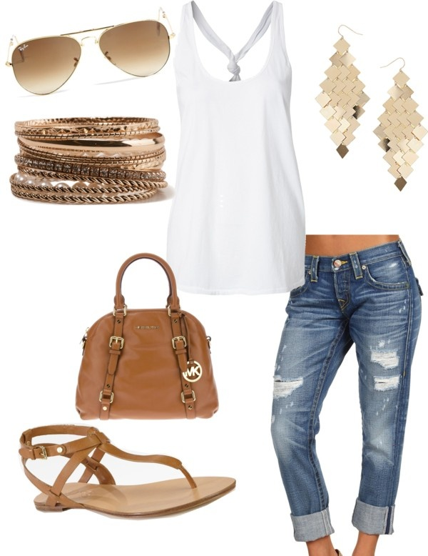 Cute Simple Summer Outfits   www.pixshark.com - Images ...