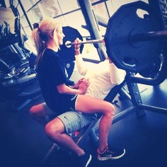 Go to the gym together