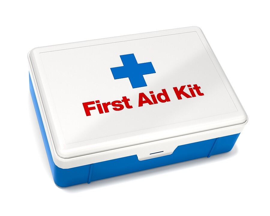 First aid for the little ones