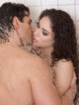 get dirty in the bath 😉