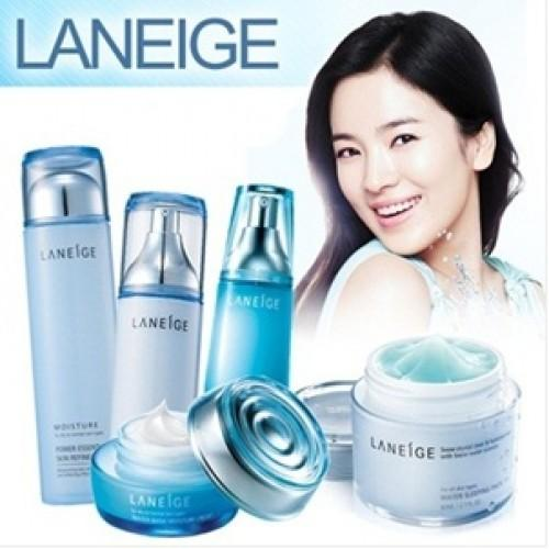 Did you know Target carries Laneige, a famous skin care brand from Korea? They also have the famous air-cushion line for you to check out.
