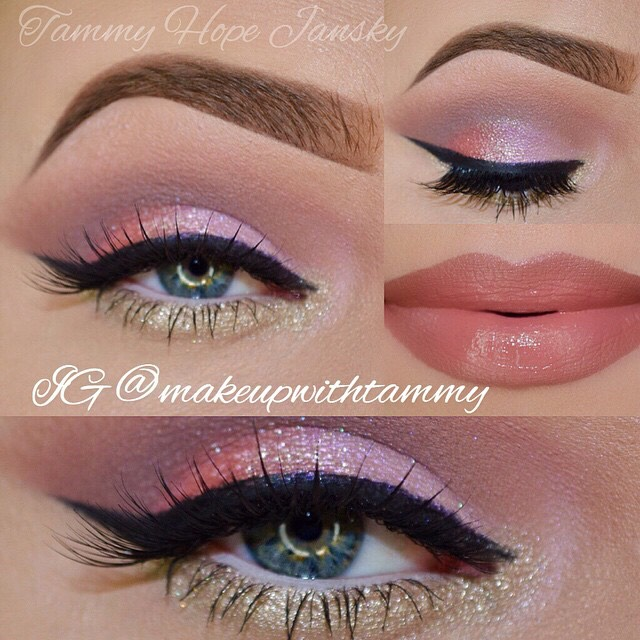 Valentineu0027s Day Makeup And Hair Ideas (extra At The ...