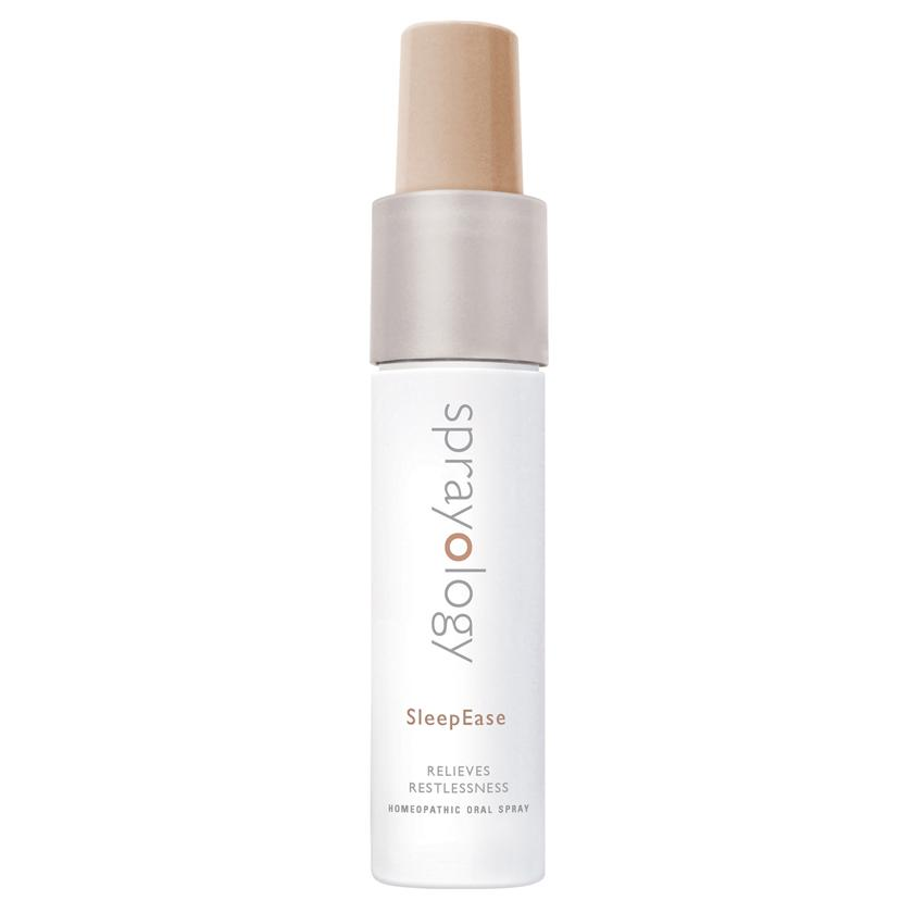 Simply spray under your tongue right before bedtime for a deep restful slumber.