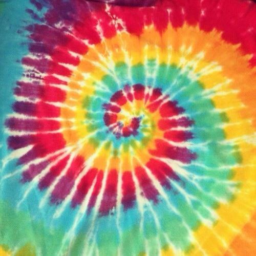 27. Tie dye or dip dye something