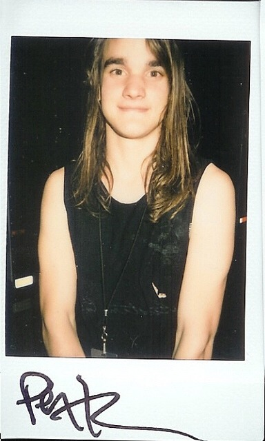 Pat Kirch I've met him and he's like the nicest person ever