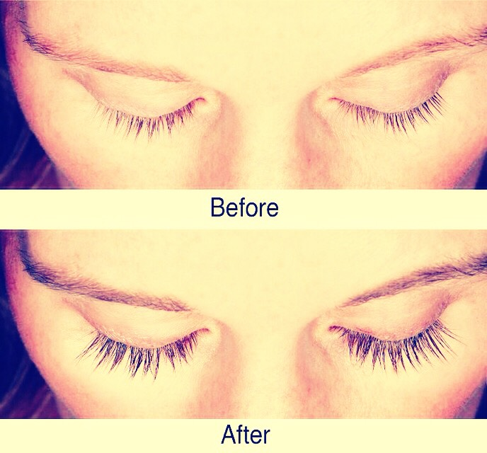 If u continuously add Vaseline on your eyelashes every time you go to bed you should see that they have grown.