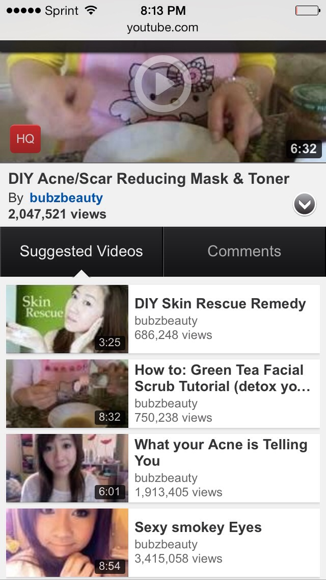 Try this video remedies ! Works great (: