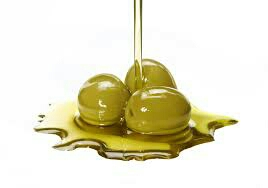 OLIVE OIL!!! Of course!