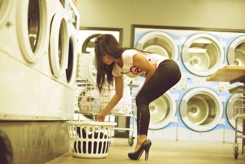 Run full loads.If you only run your washing machine and clothes dryer when they're full, you'll save money. Plus, you'll use less waste and conserve energy by running your machine less often.