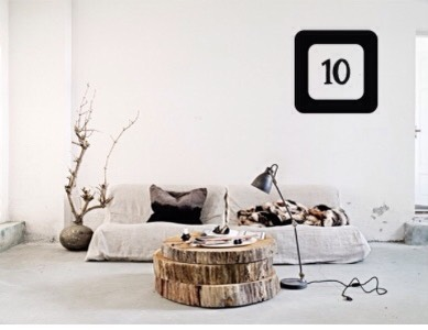 10. This is my favorite! You can make a living room table:)