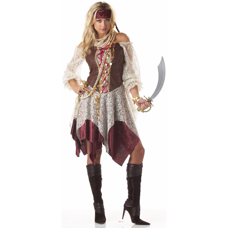 A costume. This is also optional. Make sure to iron it before you wear it out and prepare to be asked for pictures. Don't forget to bring costume repairs like hairspray, tape, glue, or a needle and thread. You never know when a mishap could occur.