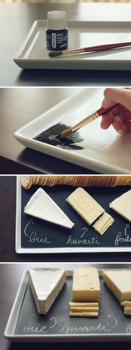 Forget a store bought cheese board! Make your own!