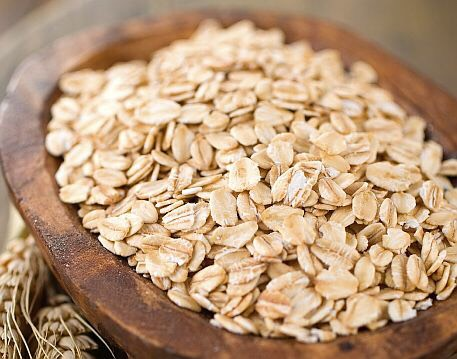 1/2 cup rolled oats
