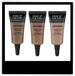 Product is a waterproof eyebrow corrector that fills, defines and lengthens brows. Formulated with volatile oil and carnauba was, its creamy gel texture gives an even, natural results with a long lasting hold. The result remains flawless throughout the day and holds up under all conditio