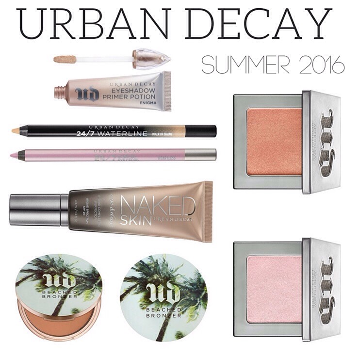 Urban Decay Summer 2016 arrivedwith a selection of near naked makeup selections to give you a fresh, natural, flawless look for the warmer weather stillahead!  Urban Decay Goes Naked for Summer 2016 is available now aturbandecay.com,sephora.com,ulta.com,macys.com, +beauty.com.