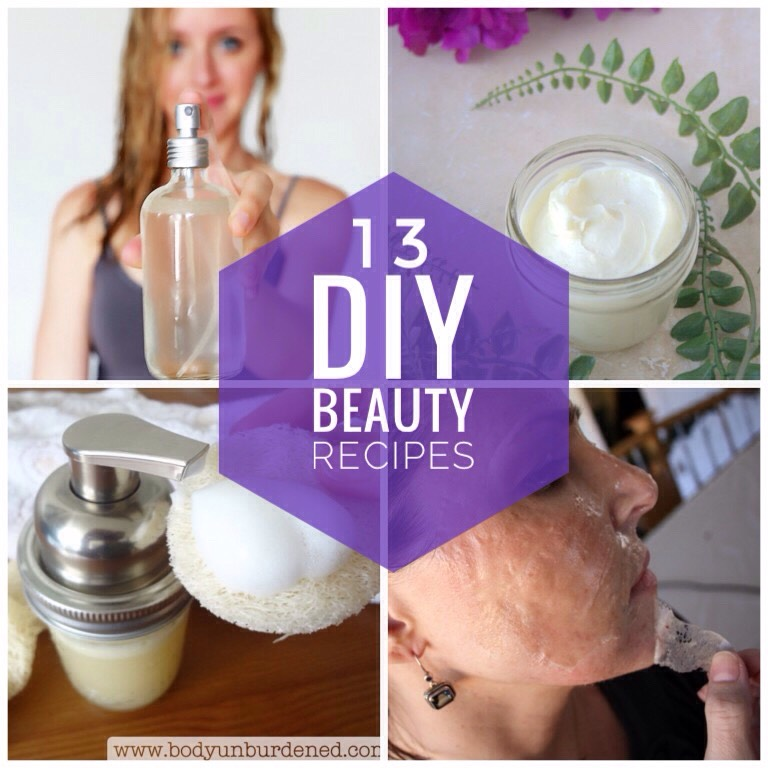 There are plenty of reasons to give DIY beauty recipes a try! Not only can they be just as effective as the drugstore versions, they're easier on your pocketbook too+,perhaps best of all, you'll never have to wonder exactlywhat's inthat productyou're putting on your skin!