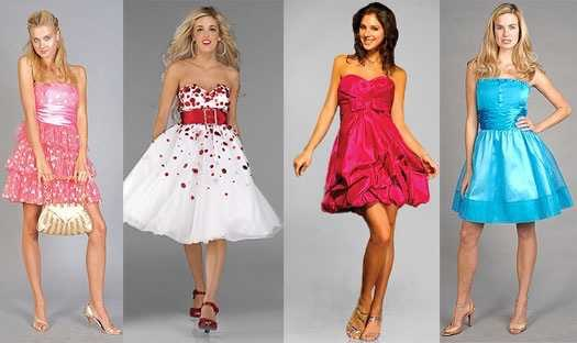 Any of these dresses would be great for a 16th or 18th birthday party ❤️