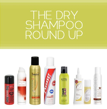 Make dry shampoo your BFF.  No time to wash your hair? I strongly suggest getting to know dry shampoo! If you throw your hair up or don't have time to do your hair, you will look even MORE tired and LESS put together.