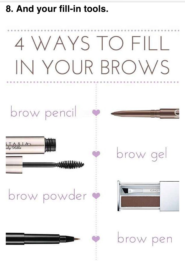 --> If you want to get all of your tools at once, try a comprehensive kit like Alima Pure Brows That Wow kit.