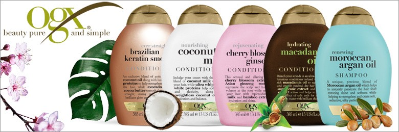 Use a good shampoo and conditioner. Try using one that is sulfate free and salt free. My favorite brand is Organix/ OGX. Check out my tip on tips for shampooing!