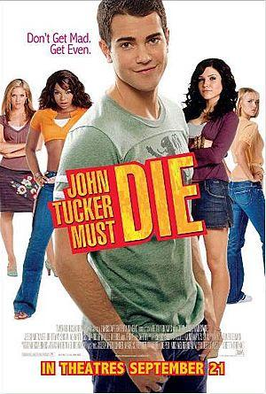 6. Three girls find out that they are all dating the same guy.  They decide to team up with high school nobody Kate to get revenge on John Tucker.